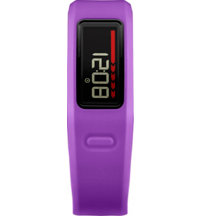 Vivofit Purple Fitness Band