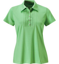 Women's Suzy Short Sleeve Bib Polo