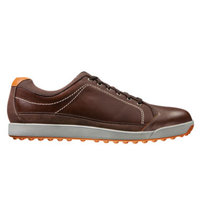Men's FootJoy Contour Casual Spikeless Golf Shoe-Brown (FJ# 54222)