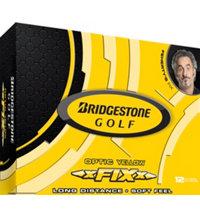 xFIXx Yellow Golf Balls