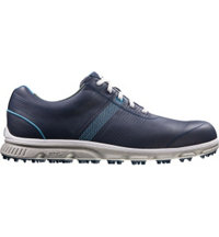 Men's DryJoys Casual Golf Shoes - Navy (FJ#53626)