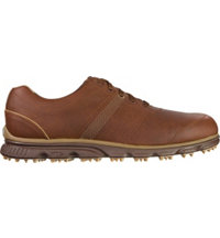 Men's DryJoys Casual Golf Shoes - Brown (FJ#53632)
