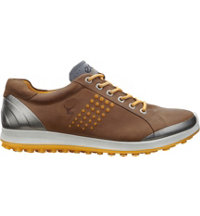 Men's BIOM Hybrid 2 Golf Shoes - Camel/Fanta