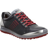 Men's BIOM Hybrid 2 Golf Shoes - Black/Brick