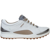 Women's BIOM Hybrid Golf Shoes - White/Mineral