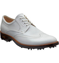 Men's World Class Golf Shoes - White/White