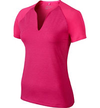 Women's Golf Tour Mesh Short Sleeve Top