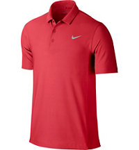 Men's Icon Embossed Short Sleeve Polo
