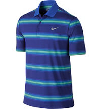Men's Icon Ultra Stripe Short Sleeve Polo