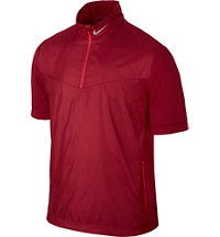Men's Victory Short Sleeve Half-Zip Wind Jacket