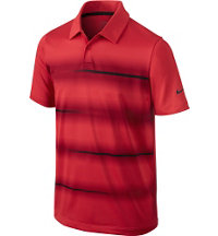 Boy's TW Vapor Trail Short Sleeve Polo