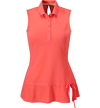 Women's Advance Pique Sleeveless Polo