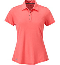 Women's Essentials Heather Short Sleeve Polo