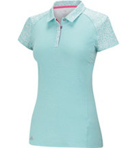 Women's Advance Deco Short Sleeve Polo