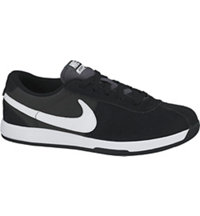 Women's Lunar Bruin Spikeless Golf Shoes - Black/White/Anthracite
