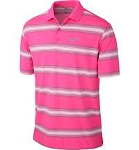 Men's Icon Ultra Stripe Short Sleeve Polo