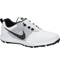 Men's Explorer Spikeless Golf Shoes - White/Black/Pure Platinum
