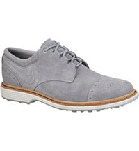 Men's Lunar Clayton Golf Shoes - Wolf Grey/Wolf Grey/Summit White