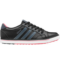 Women's adicross IV Spikeless Golf Shoes - Black/Onix/Flash Red