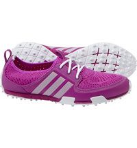 Women's Ballerina II Spikeless Golf Shoes - Flash Pink/Running White/Running White