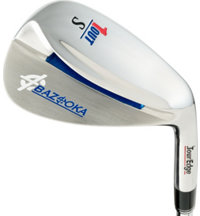 One Out Wedge with Steel Shaft