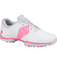Women's Delight Golf Shoes - White/Hyper Pink/Pure Platinum