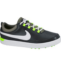 Junoir's VT Golf Shoes-Black/White/Volt