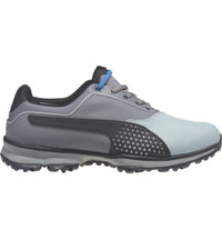 Men's Titan Lite Spiked Golf Shoes - Limestone Gray/Steel