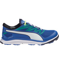 Men's Biodrive Spikeless Golf Shoes - Strong Blue/Peacoat/Fluorescent Yellow
