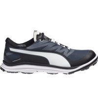 Men's Biodrive Spikeless Golf Shoes - Black/White/Turbulence