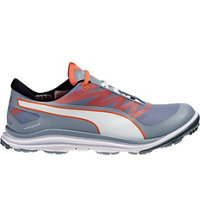 Men's Biodrive Spikeless Golf Shoes - Tradewinds/White/Vibrant Orange