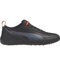 Men's Monolite NM Golf Shoes - Black/Turbulence/Puma Red