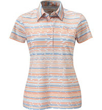 Women's Roadmap Short Sleeve Polo