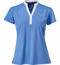 Women's Novelty Short Sleeve Polo