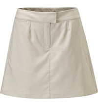 Women's Solid Tech Skort