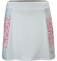 Women's Glitch Block Skort