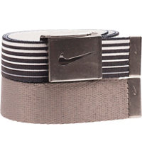 Men's 2-in-1 Web Tin Striped Belt Pack