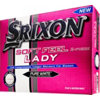 SRIXON Soft Feel Lady Pure White Golf Balls