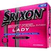 SRIXON Soft Feel Lady Passion Pink Golf Balls