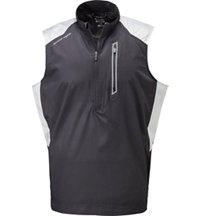 Men's Weather-18 Half-Zip Wind Vest