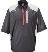 Men's Weather-18 Half-Zip Short Sleeve Windtop