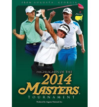 2014 Masters DVD
