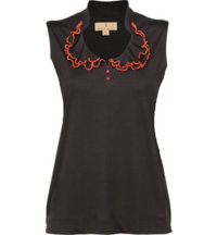 Women's Oko Sleeveless Polo