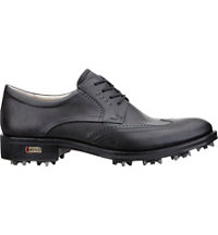 Men's World Class Golf Shoes - Black/Black