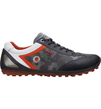 Men's BIOM Zero Golf Shoes - White/Wild Dove/Fire