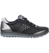 Women's BIOM Hybrid 2 Golf Shoes - Black/Buffed Silver
