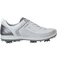 Women's BIOM G2 Golf Shoes - White/Buffed Silver