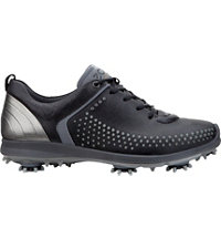 Women's BIOM G2 Spiked Golf Shoes - Black/Silver