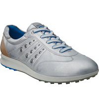 Women's Street EVO One Sport Golf Shoes - White/Buffed Silver