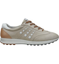 Women's Steet EVO One Sport Golf Shoes - Oyster/Lion